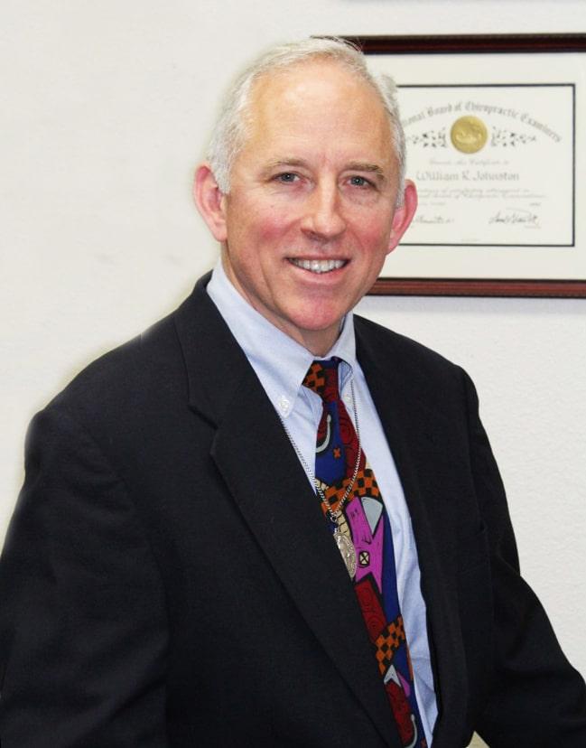 Chiropractor Irvine CA Roch Johnston About