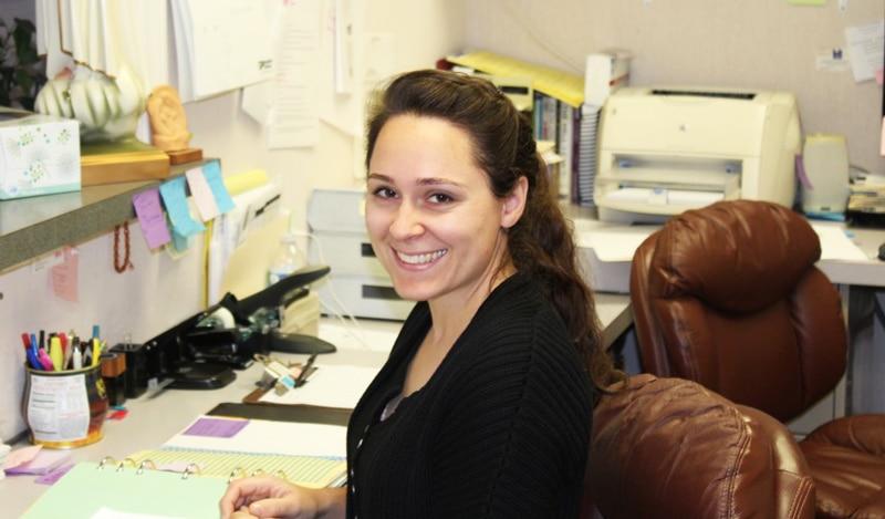 Chiropractic Irvine CA Julianna Kascir Office Manager